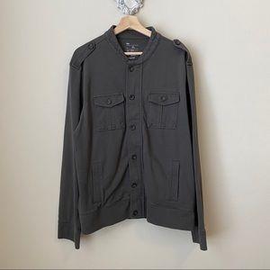GAP button down 100% cotton button down jacket